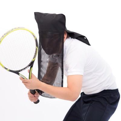 「黒子のテニス(黒子ゾーン)」の写真素材