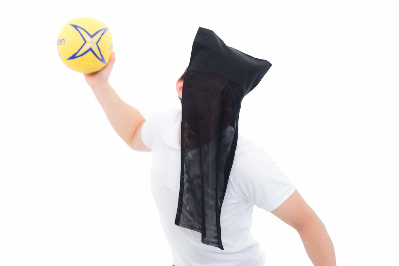 「黒子のハンドボール」の写真[モデル:鈴木秀]
