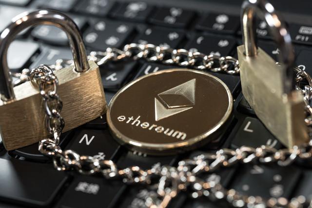 ethereum(ブロックチェーン)の写真