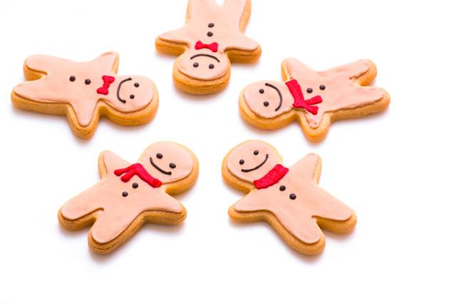 仲良し5人組クッキー