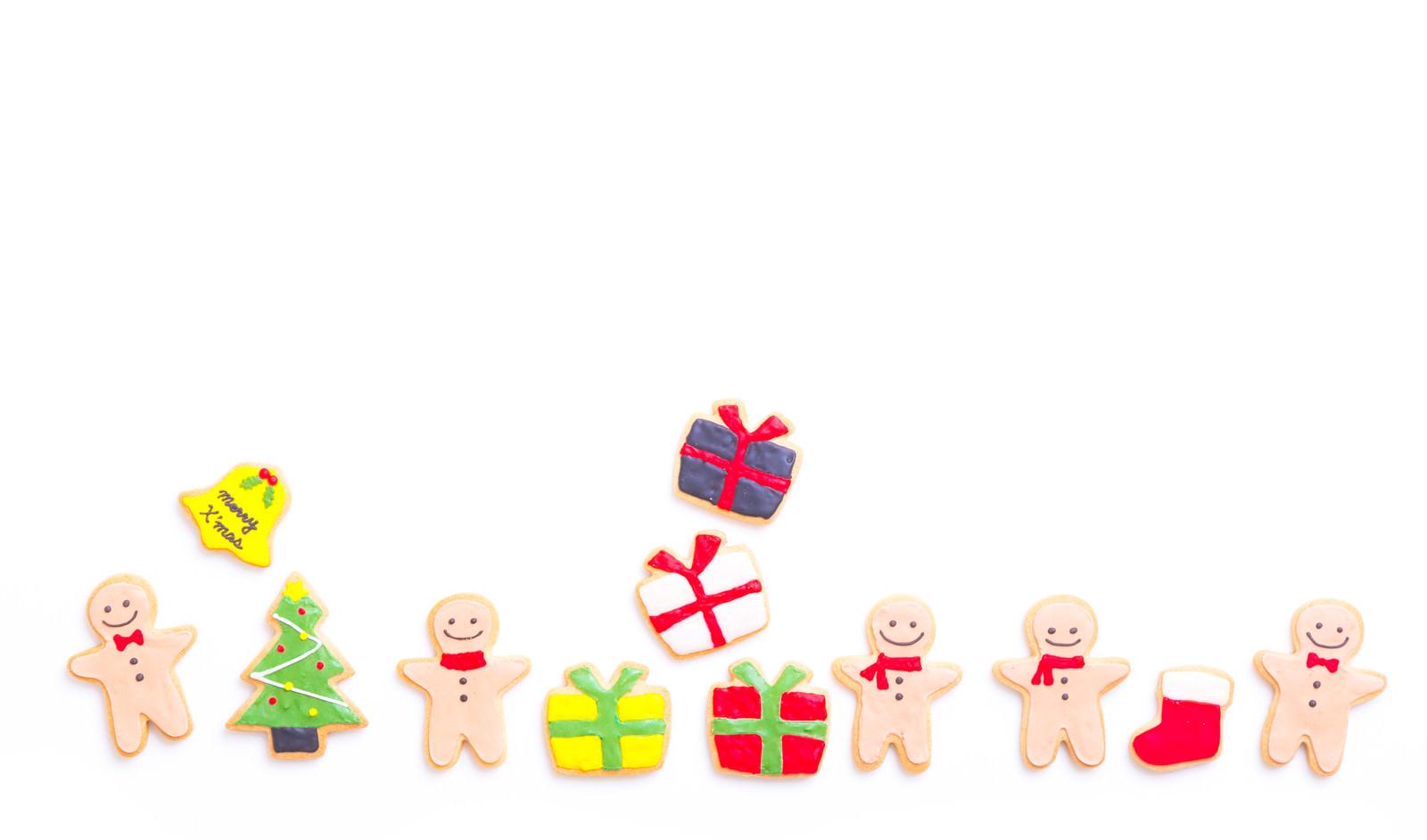 「パリピのクリスマス(アイシングクッキー)」の写真
