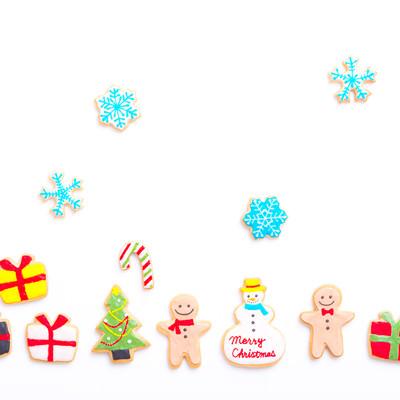 メリークリスマス!(アイシングクッキー)の写真