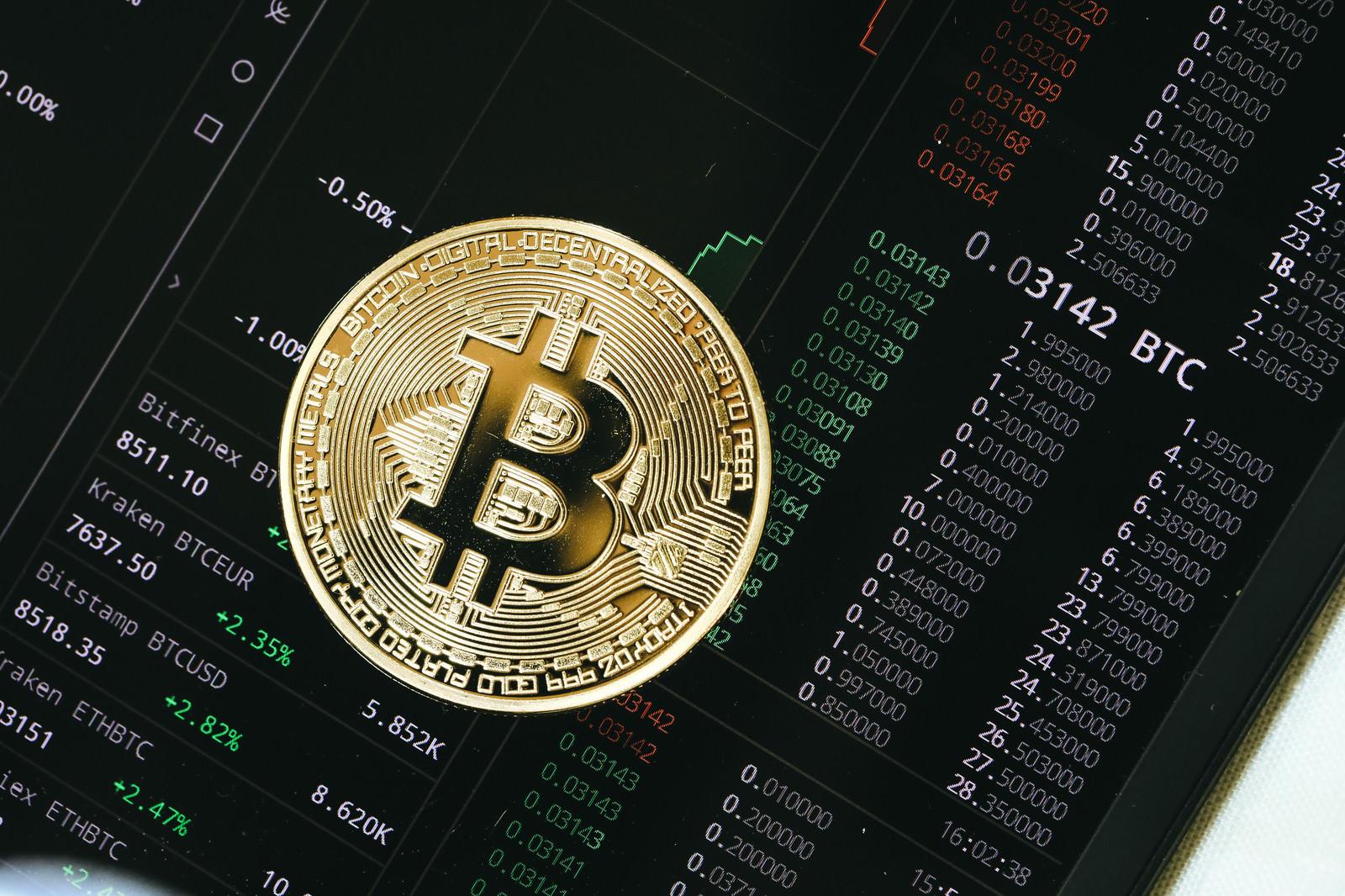 「仮想通貨の板取引(仮想通貨)」の写真