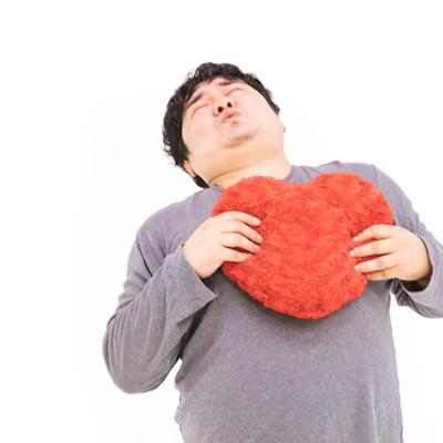 心臓のドキドキが止まらない!!の写真