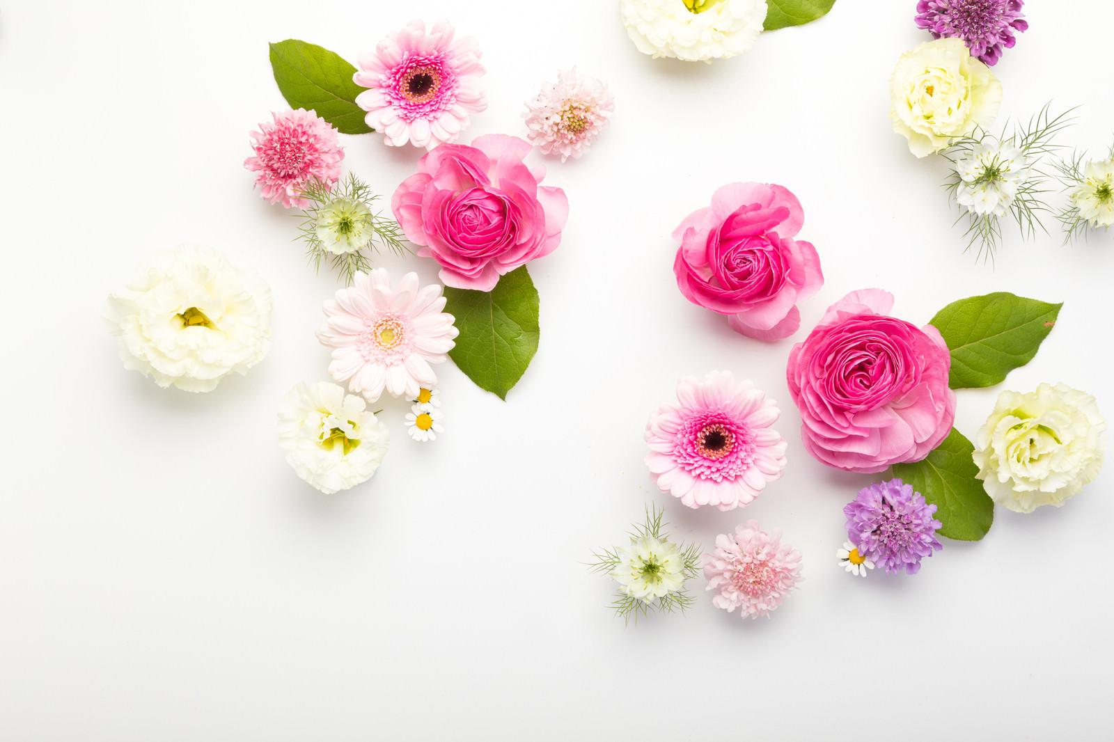 「使いやすいお花」の写真
