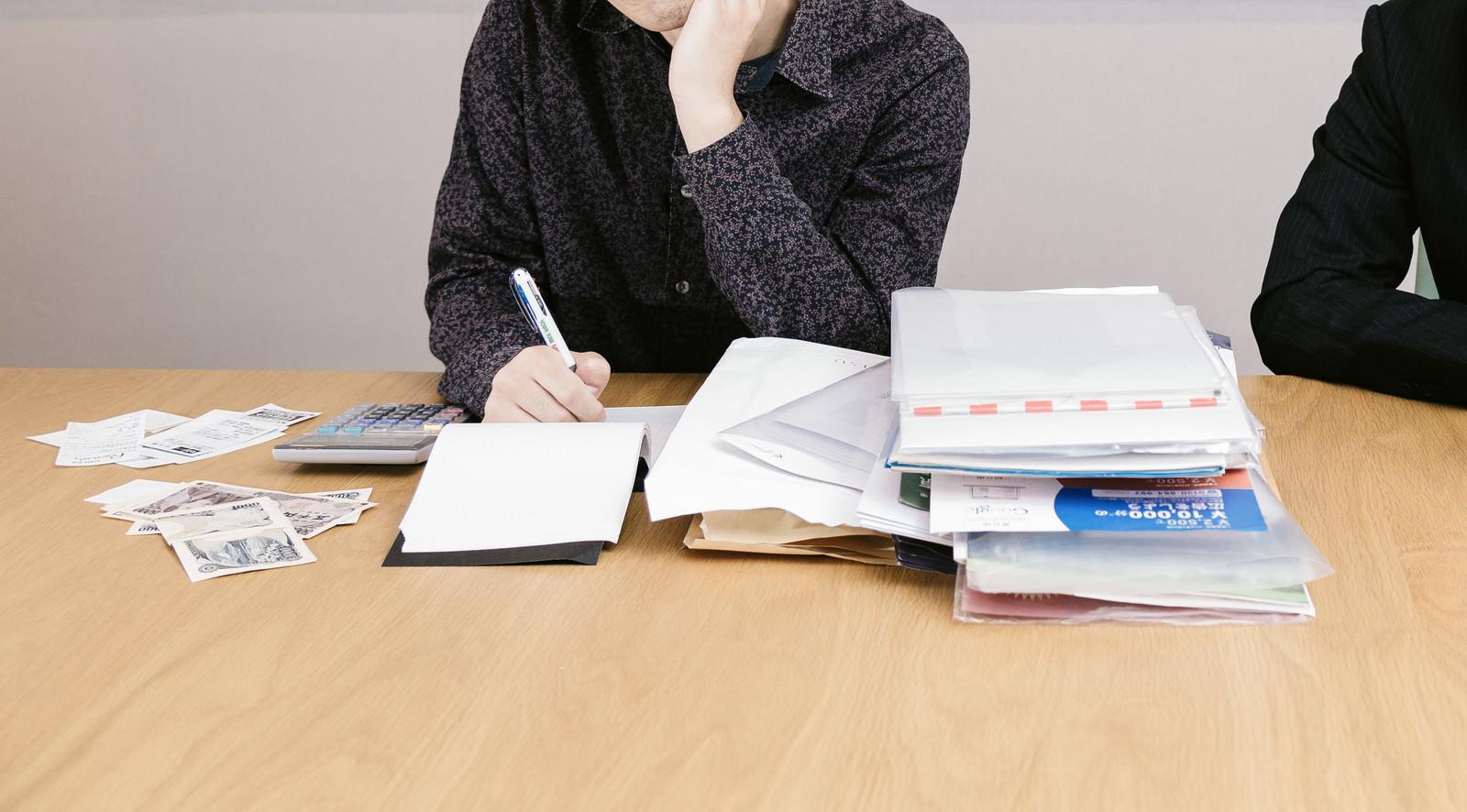 「個人と取引する場合、支払調書は必要ですか?」の写真