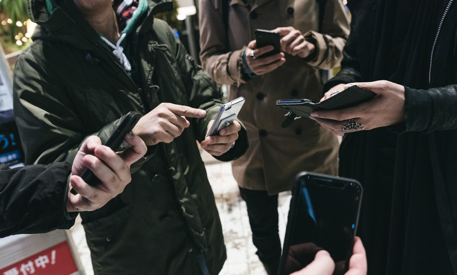 「みんなで集まってレイドバトル」の写真