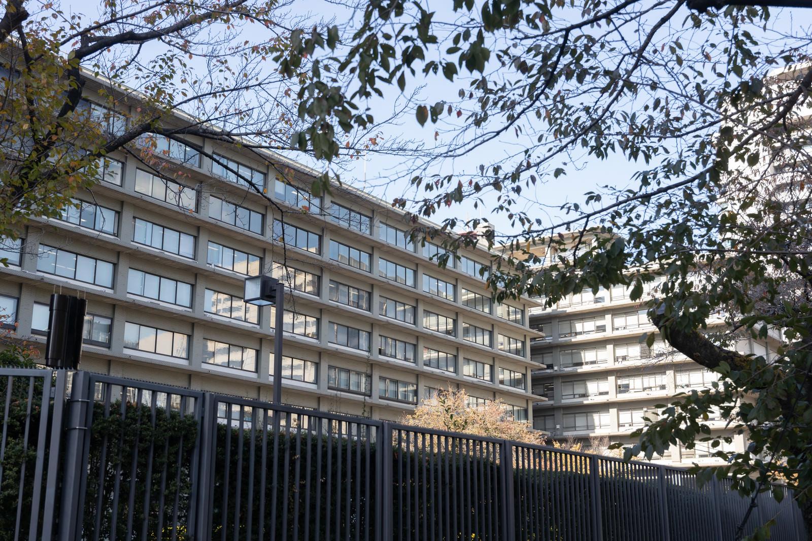 「外務省庁舎」の写真