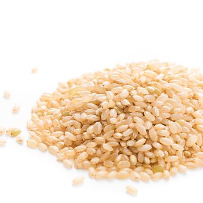 低GI値の玄米の写真