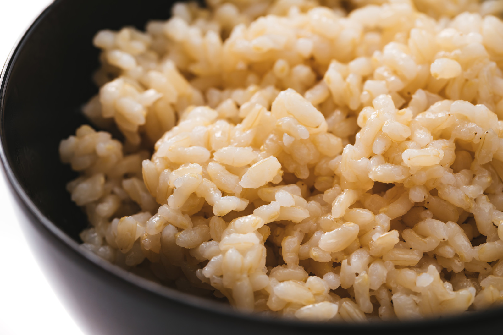 「玄米を食べて育った」の写真
