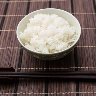 「茶碗飯」の写真素材