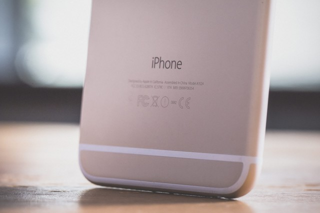 スマートフォンのIMEI番号を確認の写真