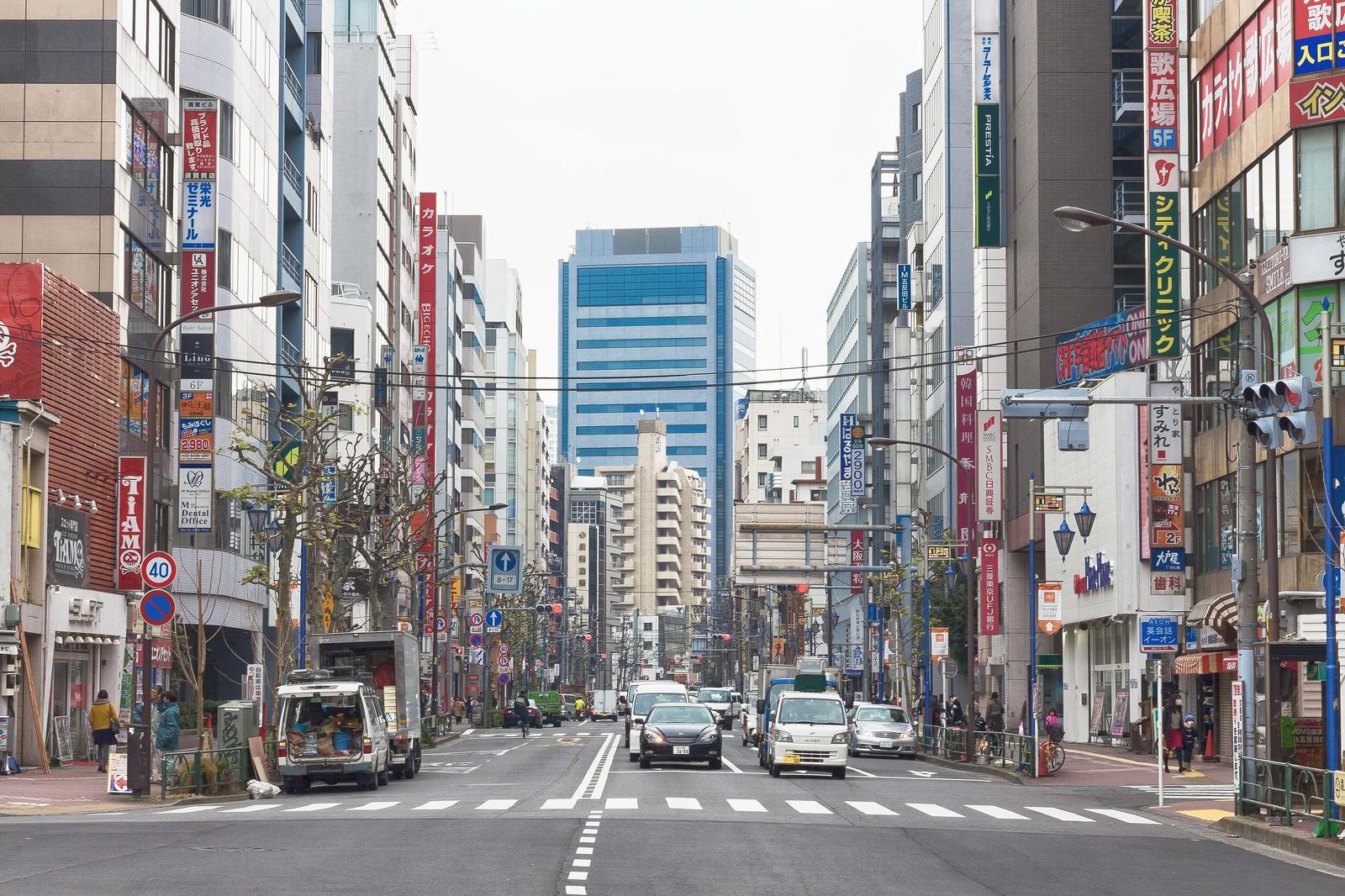 「五反田駅前」の写真