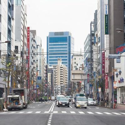 「五反田駅前」の写真素材