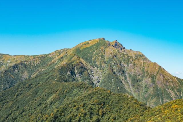 谷川岳(たにがわだけ)の写真