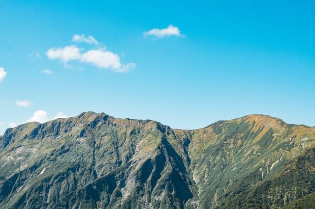 日本百名山「谷川岳」の写真