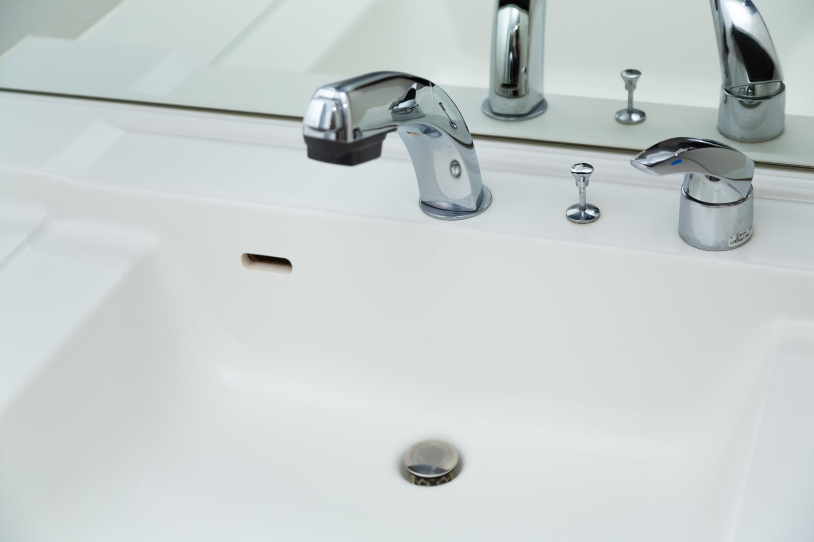 「洗面台」の写真
