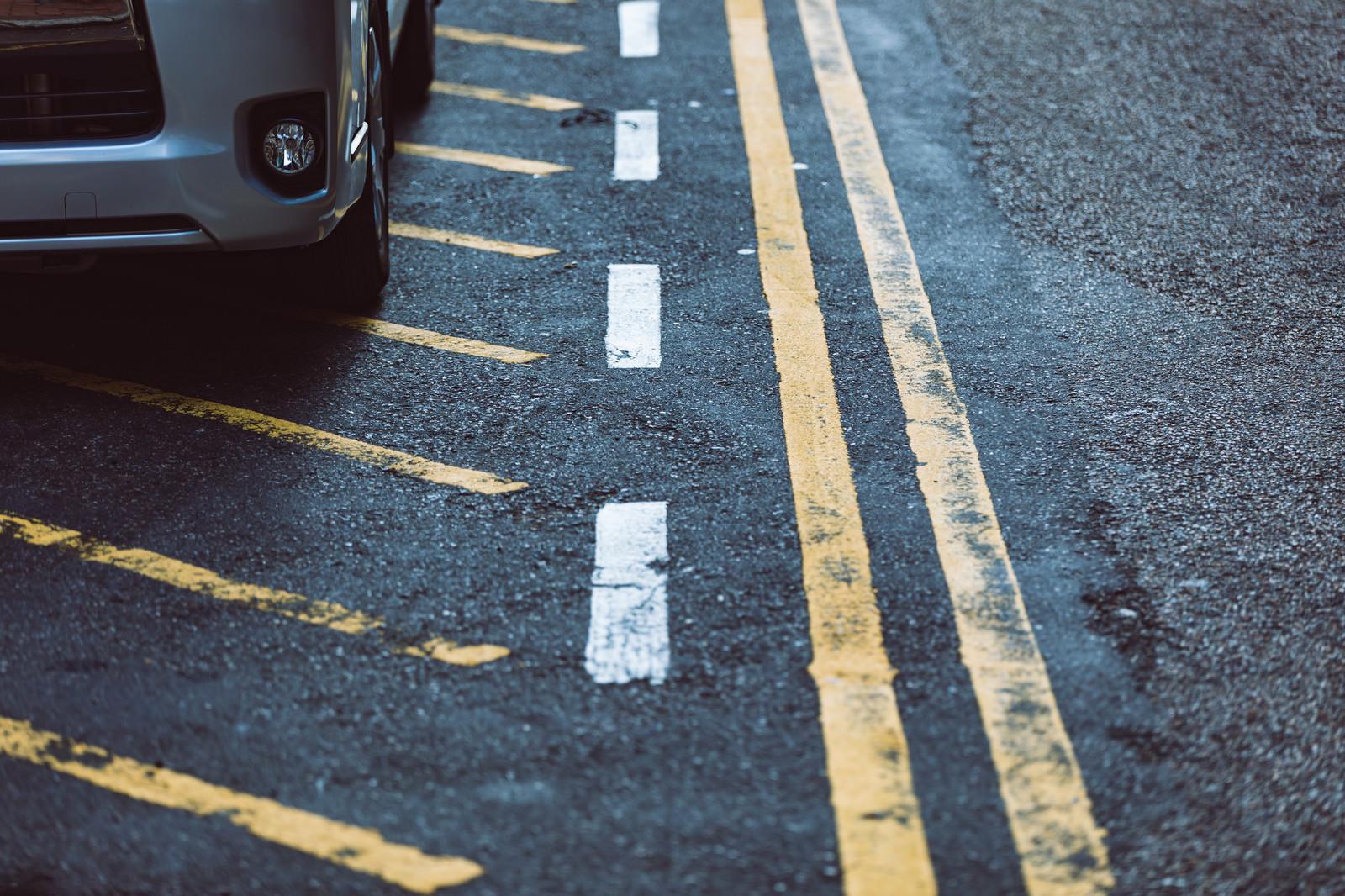 「駐車中…(香港)」の写真
