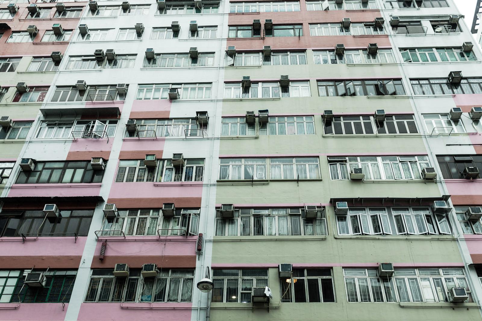 「香港の住宅」の写真