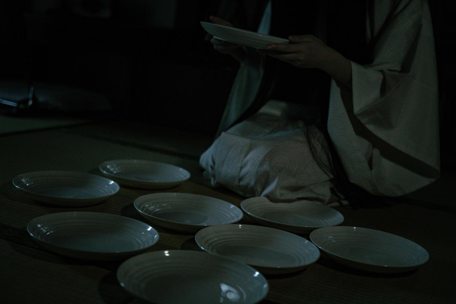 「皿屋敷」の写真[モデル:緋真煉]