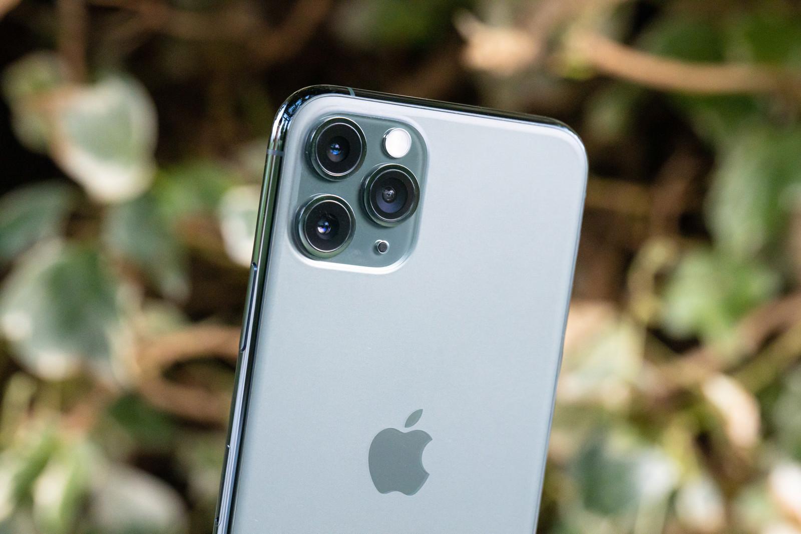 「望遠から超広角まで撮影できる iPhone 11 Pro」の写真