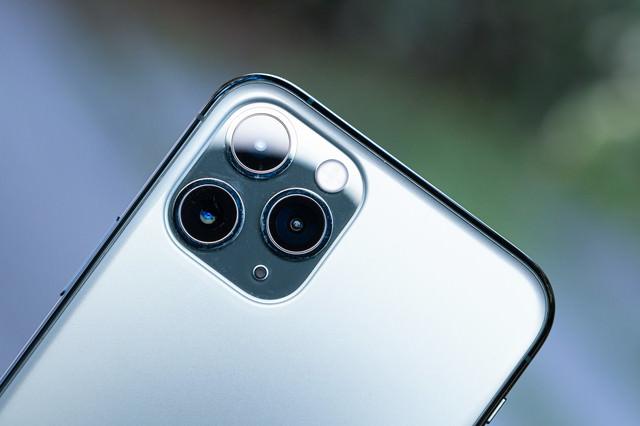 トリプルカメラ(iPhone 11 Pro)の写真