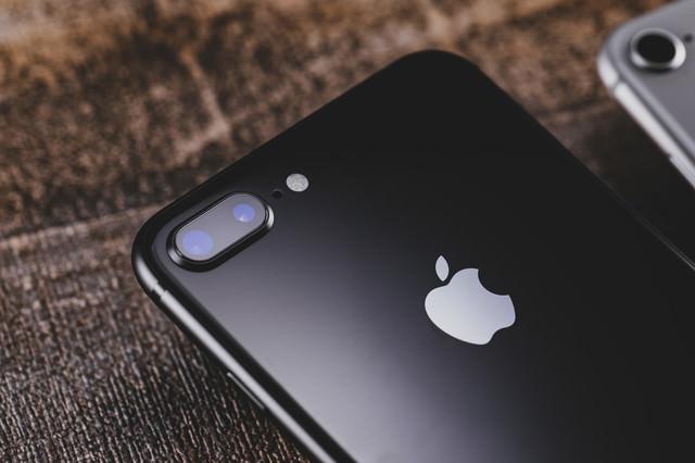新しくなったデュアルレンズカメラ(iPhone)の写真