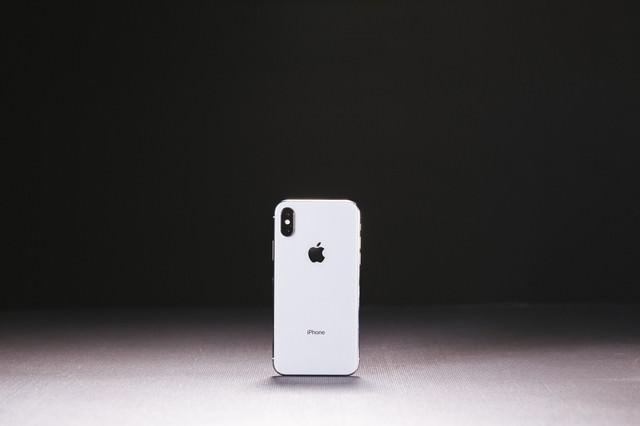 iPhone X(テン)の写真