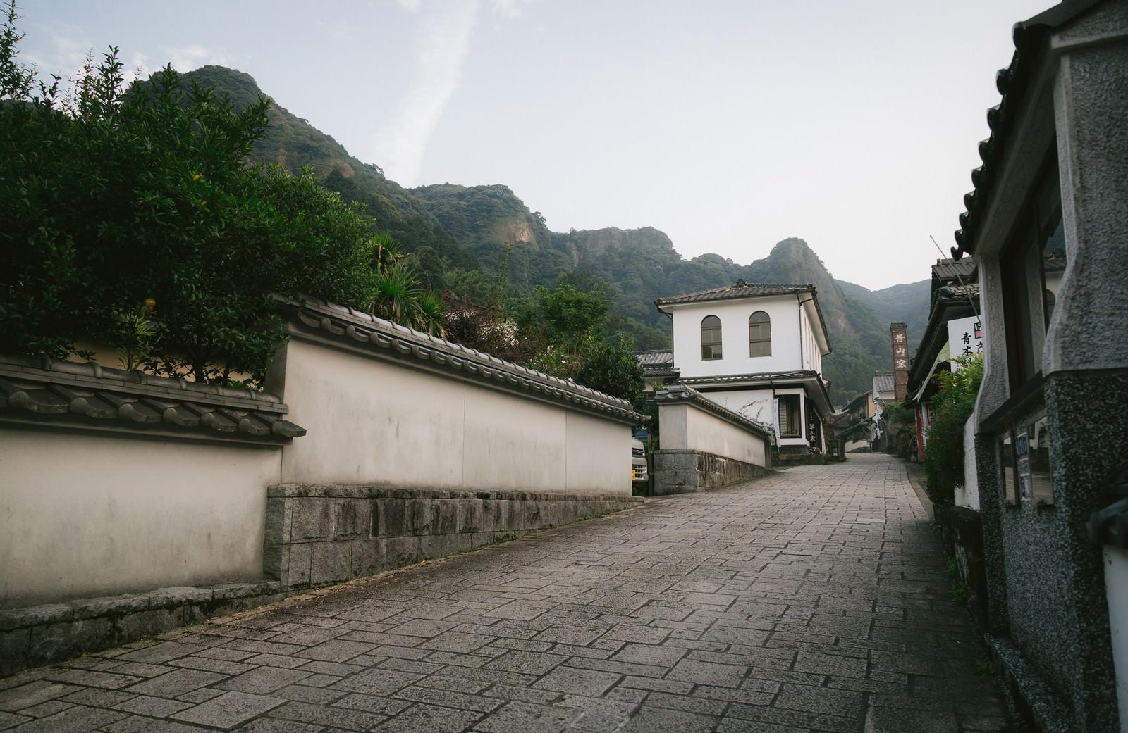 「秘境の地、大川内山(佐賀県伊万里市)」の写真