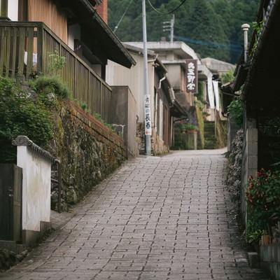 「佐賀県伊万里市の「大川内山」」の写真素材