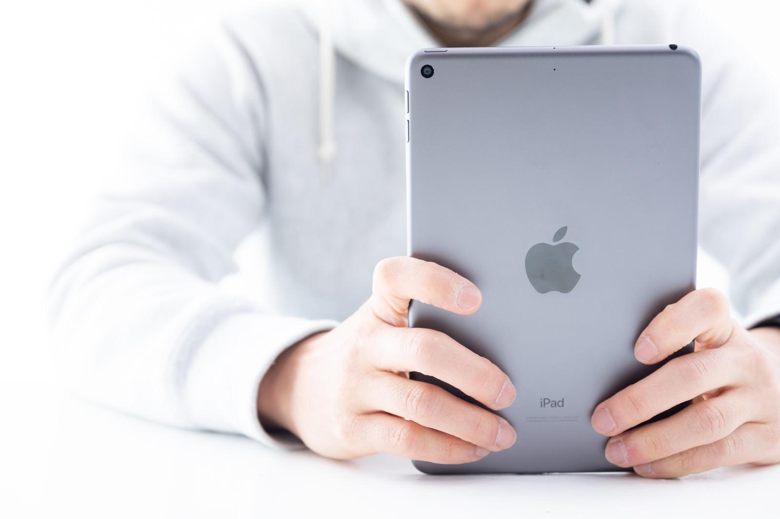 「iPadminiのカメラ機能をチェックする」の写真[モデル:g.O.R.i]