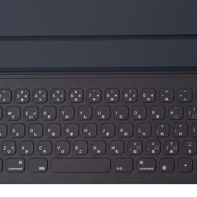 iPad Pro 用のカバーキーボード(の写真