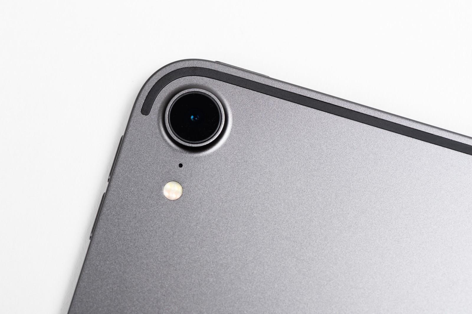 「iPad Pro のカメラ(12メガピクセルカメラ)」の写真