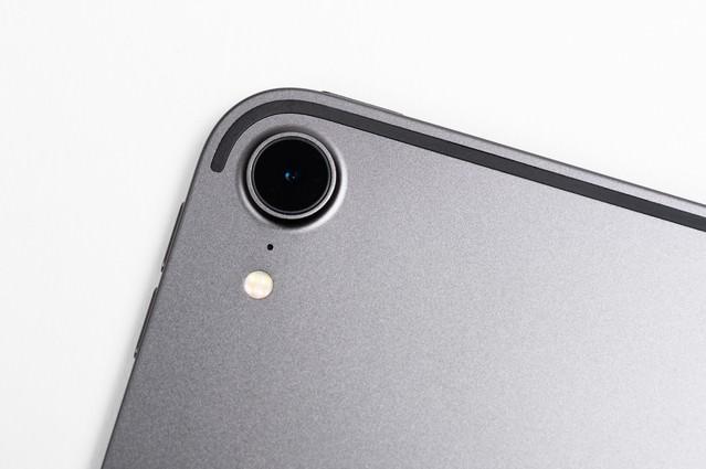 iPad Pro のカメラ(12メガピクセルカメラ)の写真