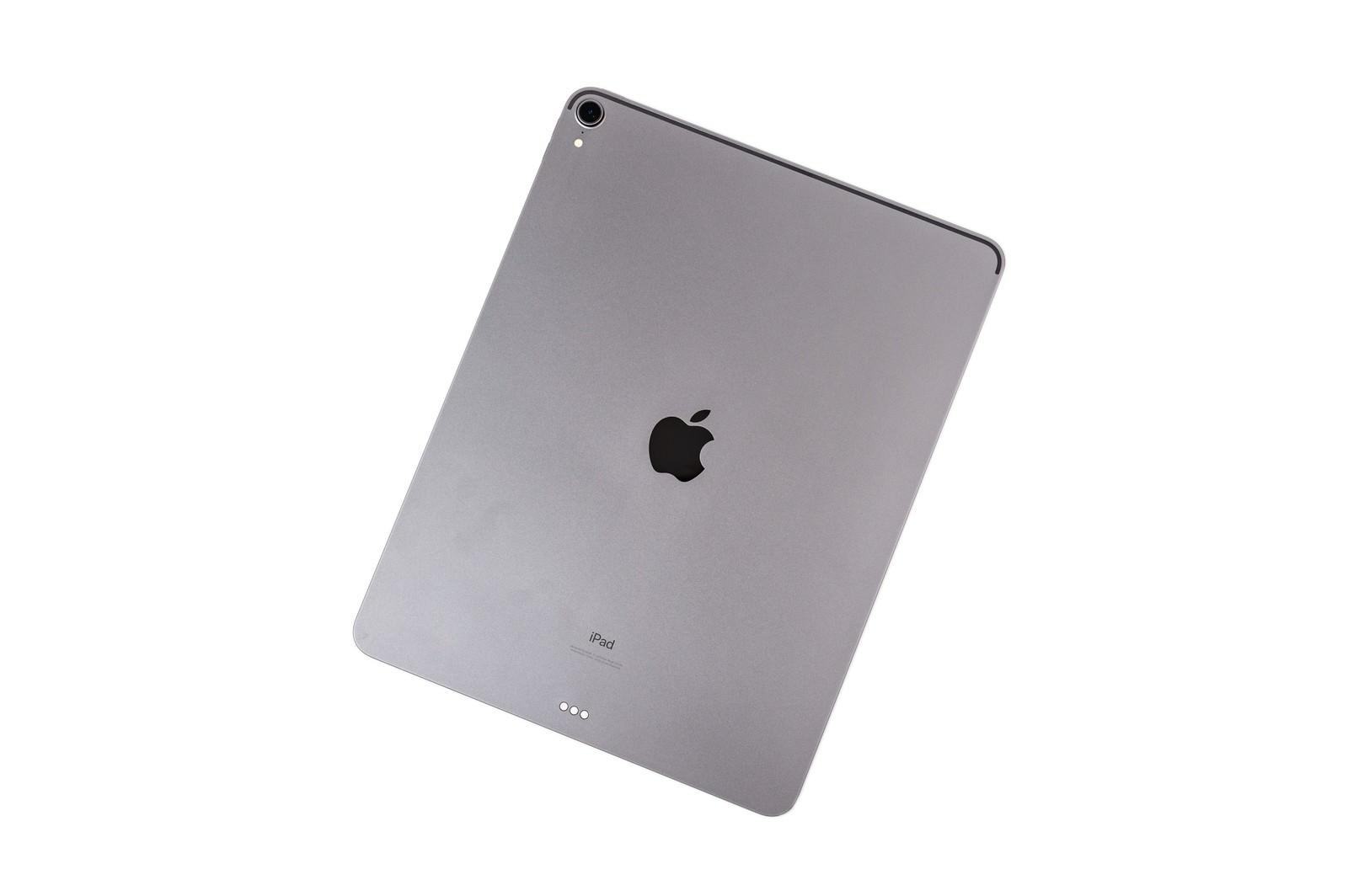 「iPad Pro(スペースグレー)」の写真