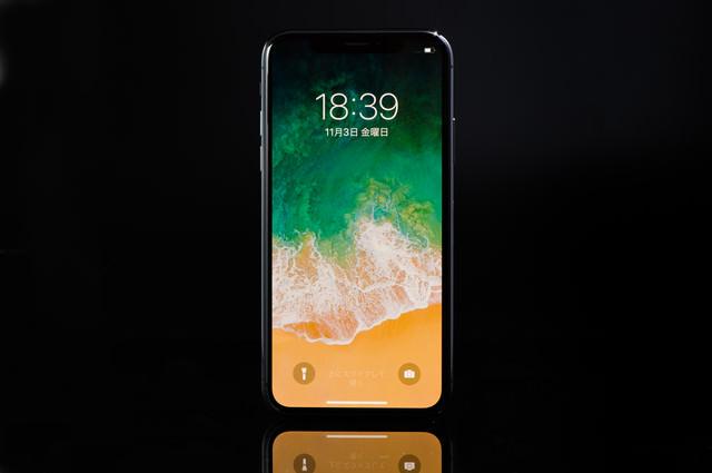 iPhone X(アイフォーン・テン)の写真