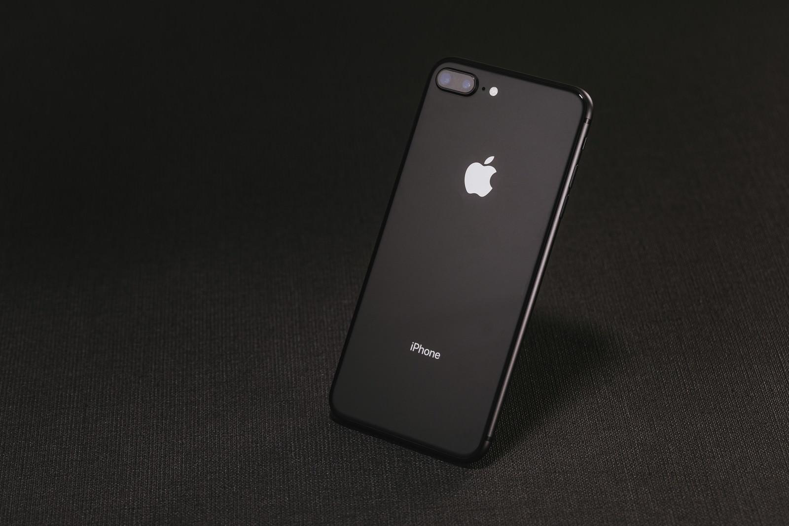 「高級感あるスマートフォン」の写真