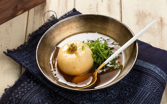 かぶのまるごとあんかけスープの写真