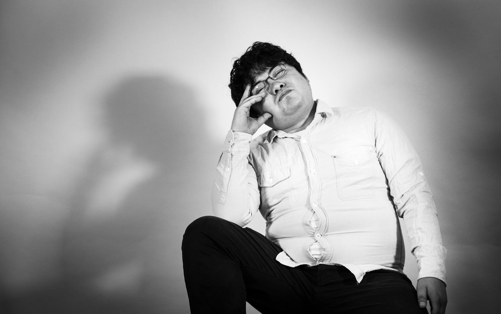 「監督と呼ばれた男監督と呼ばれた男」[モデル:段田隼人]のフリー写真素材を拡大