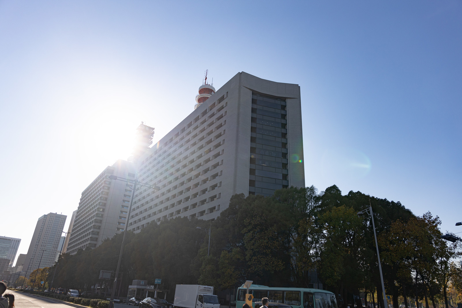 「警視庁本部庁舎」の写真