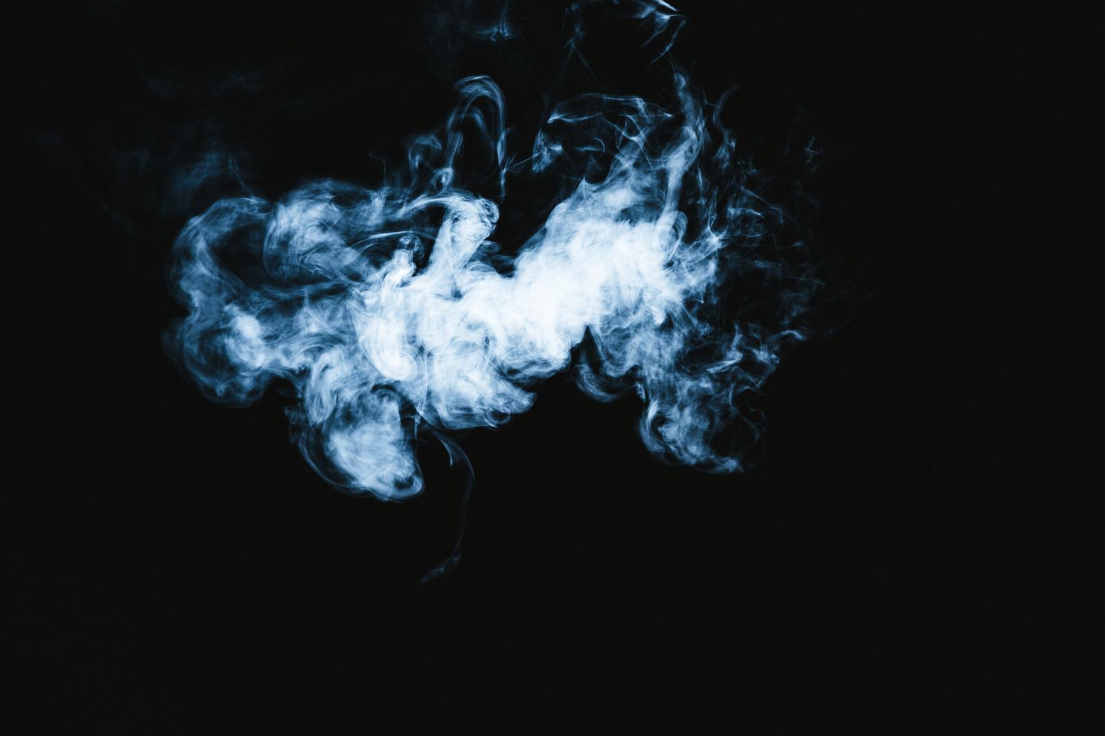 「モワッとした煙」の写真