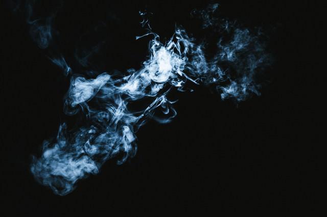 煙(スモーク)の写真