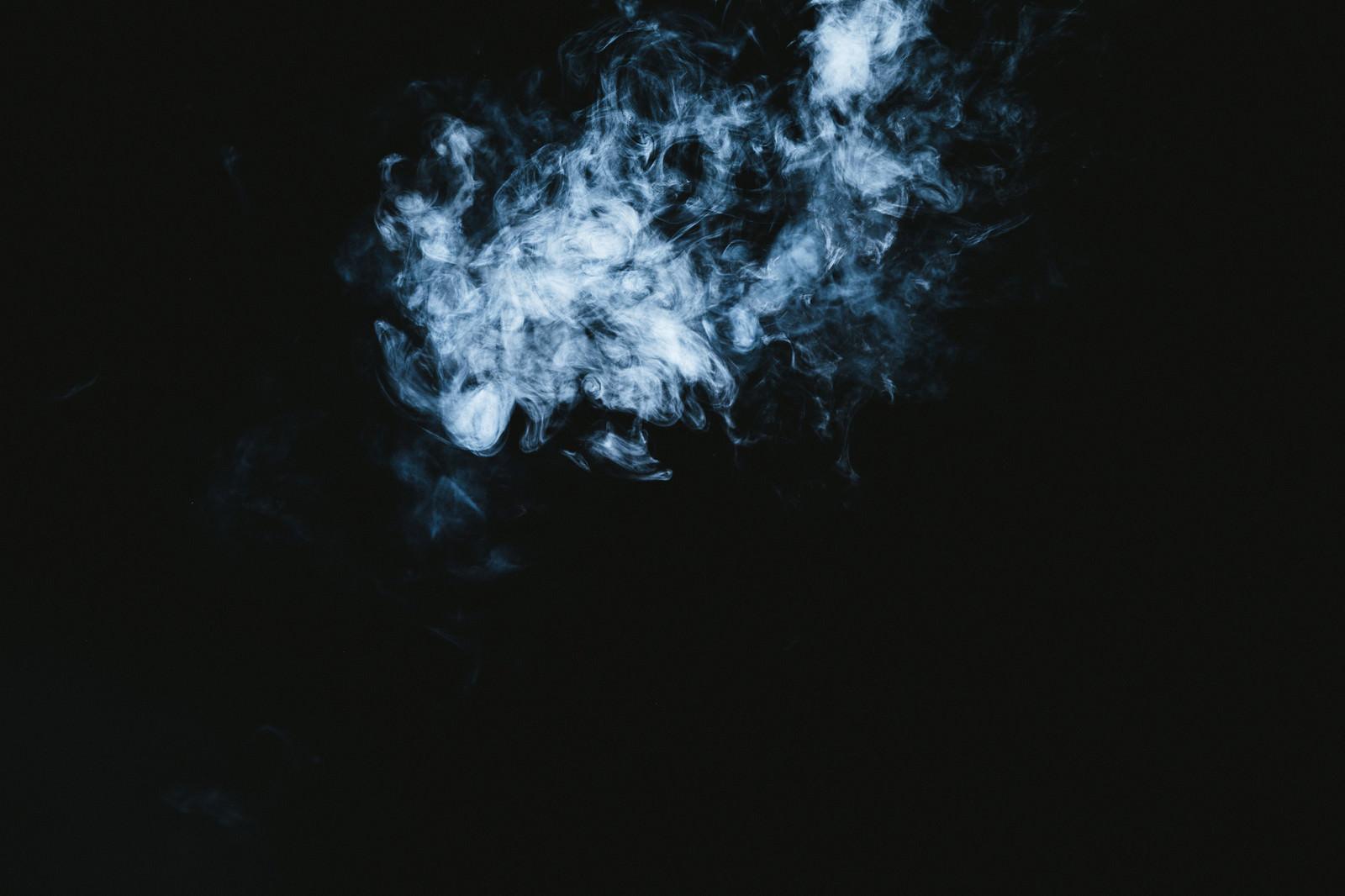 「煙が立ち上る」の写真