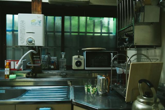 昭和の台所の写真