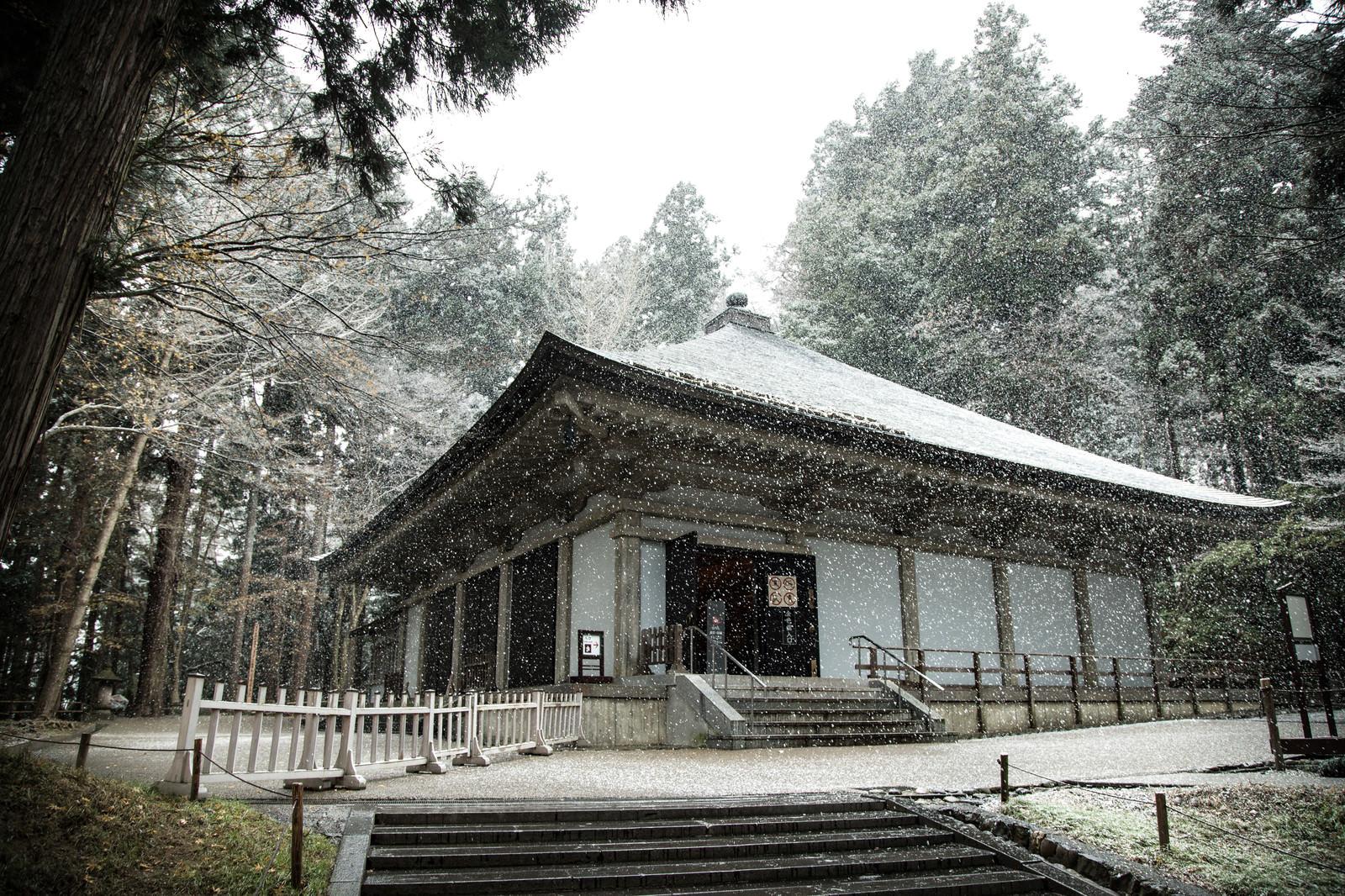 寒流将再一次席卷日本列岛