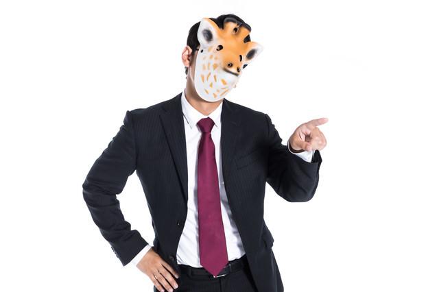 ダブスタを指摘する匿名ユーザーの写真
