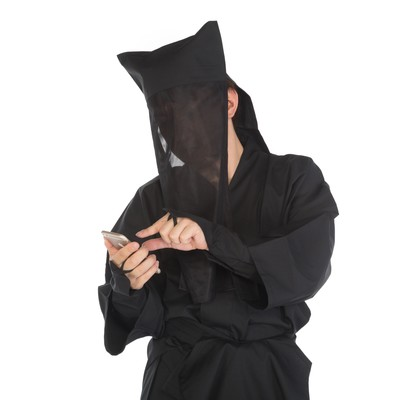 「ピンチアウト黒子」の写真素材