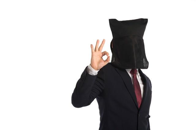 匿名係長のOKの写真
