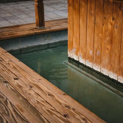 「足湯」の写真素材