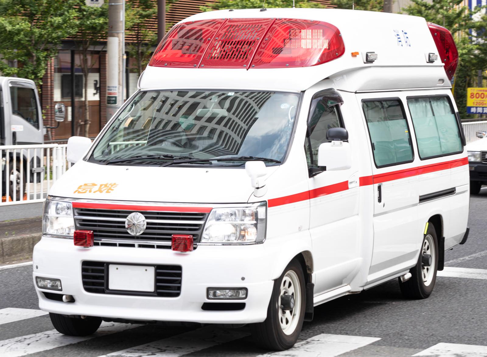 「救急車」の写真